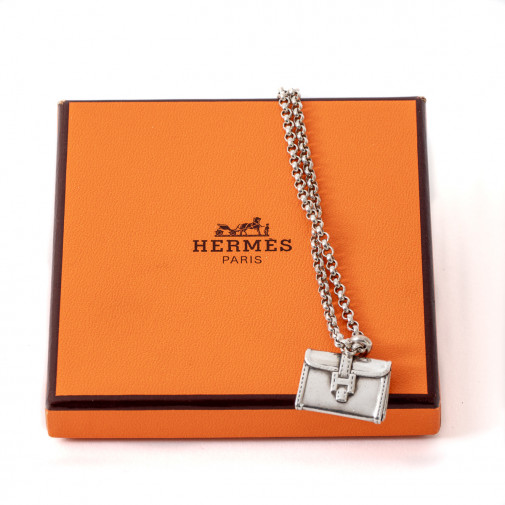 Necklace and pendant Jigé silver 925