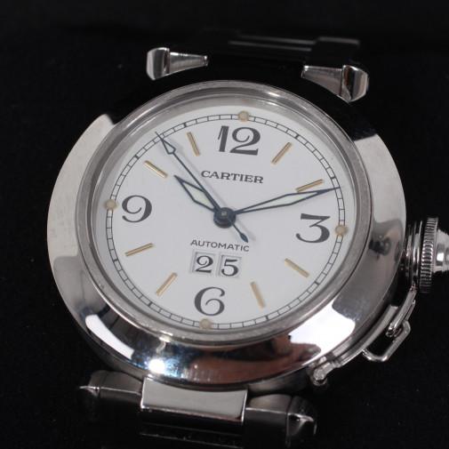 Watch steel Pasha C 35mm