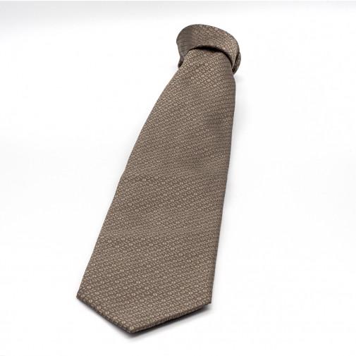 100% silk twill tie