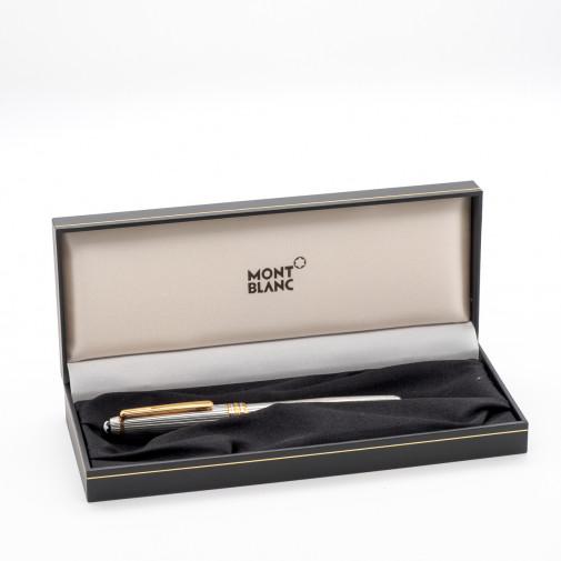 Meisterstuck fountain pen in 925 silver