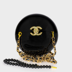 Imposing Ball clutch bag Limited Edition 2016