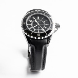 Lady's watch J12 33mm black ceramic