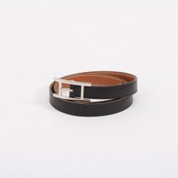 Double H belt
