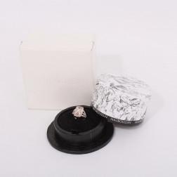 Ring Etoiles Divines pink quartz