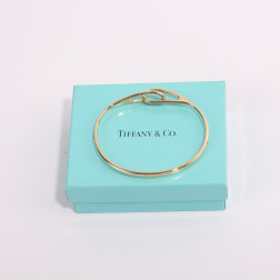 Stretch bracelet yellow gold 18k