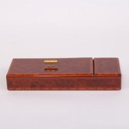 Burr elm box