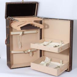 Wardrobe 85x20 trunk-closet