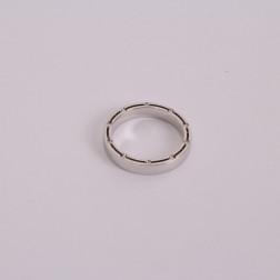 Ring Bague D-Side white gold 18k