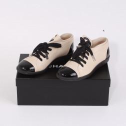 Pair of soft lamb sneakers P.38