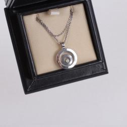 Pendant and necklace Happy Spirit