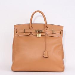 Travel handbag Birkin 45 Haut à courroies