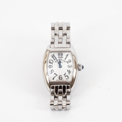 Lady's steel watch Mini Curvex