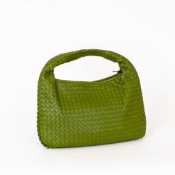 Sac Medium Veneta Bag cuir intrecciato