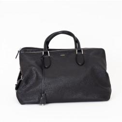 Fine grain soft leather handbag