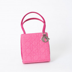 Limited edition clutch Lady Dior