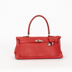 Handbag Kelly Shoulder with fringes limited edition