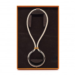Braided Kyoto necklace