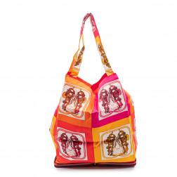 Silky Pop foldable handbag