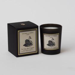 Bougie parfumée LE LAC DES CYGNES  Fleurs Blanches du Sous-Bois d'après le ballet de Tchaikovsky. (Lot de 2 bougies.)