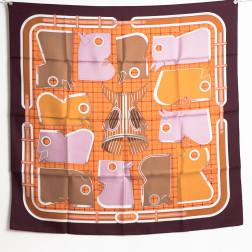 Square scarf Camails