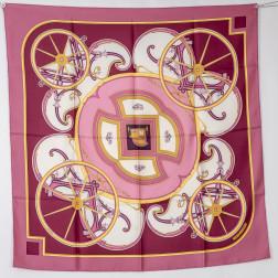 Washington's Carriage scarf