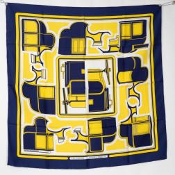 Les Coupés scarf